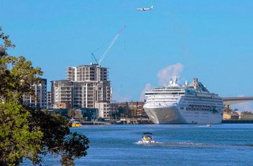 Brisbane-sea-princess