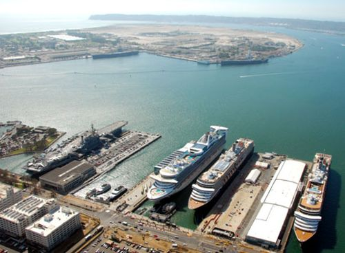 San-diego-cruise-port